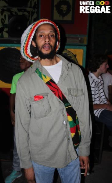 Julian Marley © Steve James
