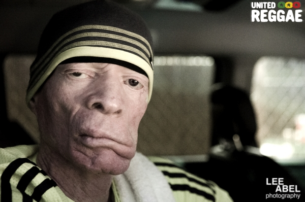 Yellowman © Lee Abel