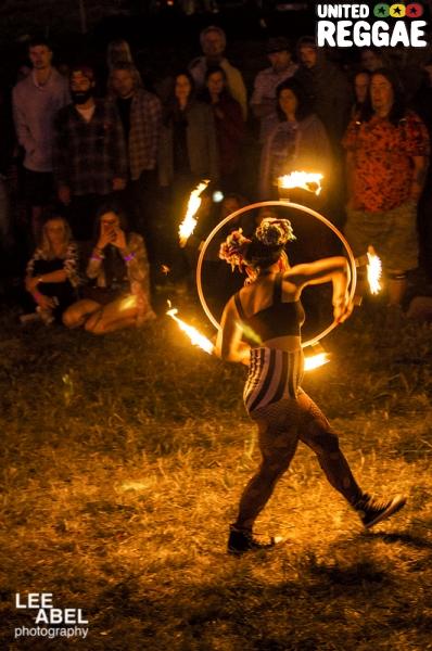 Firedancers © Lee Abel