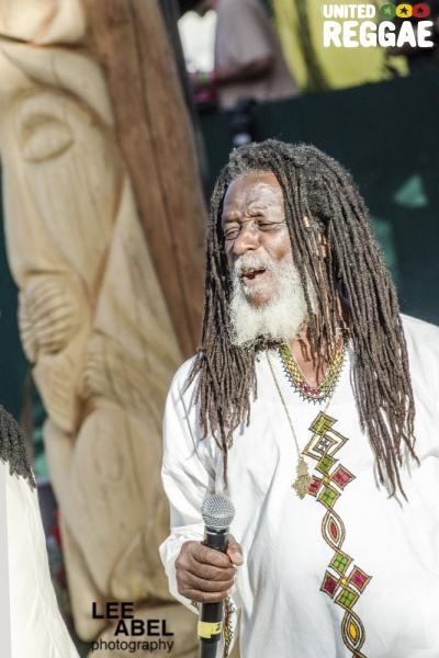 Ashanti Roy Johnson / The Congos © Lee Abel