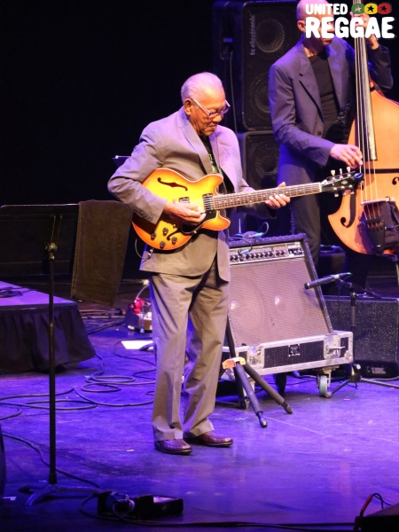 Ernest Ranglin © Veronique Skelsey