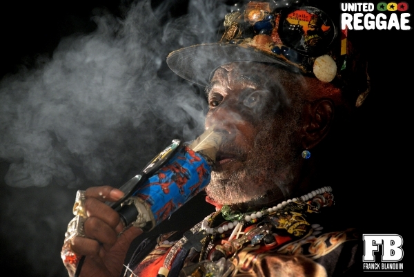 Lee Perry © Franck Blanquin