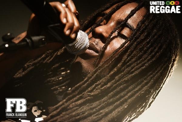 Daniel Bambaata Marley © Franck Blanquin