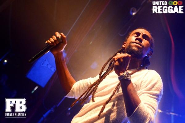Jah Cure © Franck Blanquin