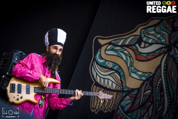Jah9 band © Fredo Mat