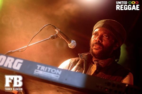 Jah9 band © Franck Blanquin