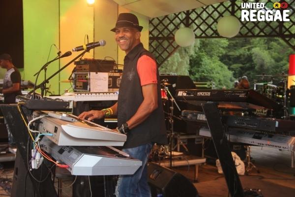 Norris Webb, Third World Band © Steve James