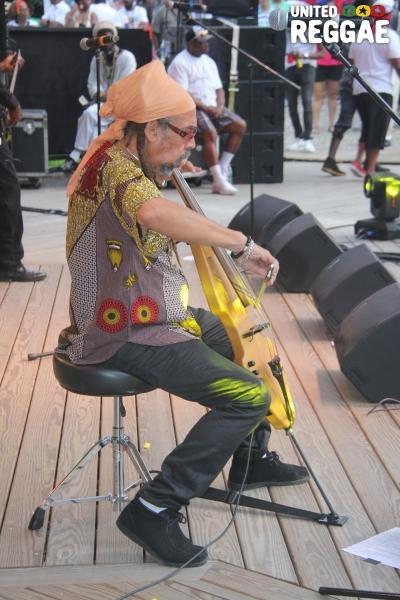 Cat Coore, Third World Band © Steve James