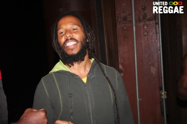 Ziggy Marley © Steve James