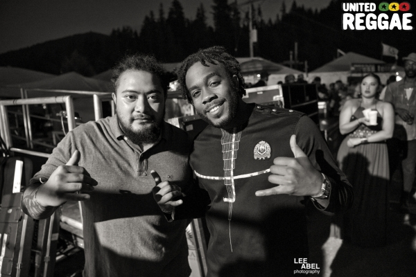 J Boog and Jemere Morgan © Lee Abel