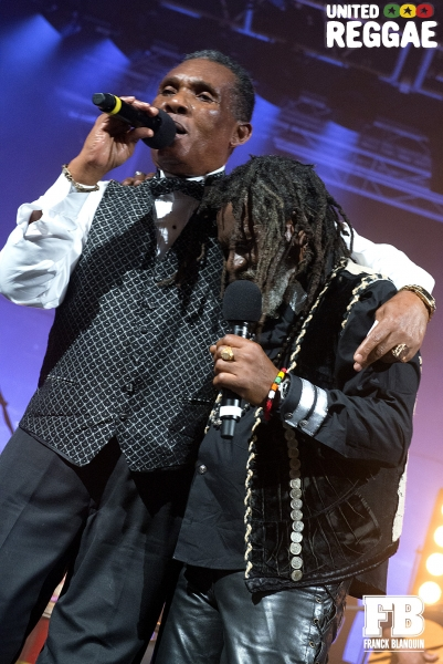 Ken Boothe and Winston McAnuff © Franck Blanquin