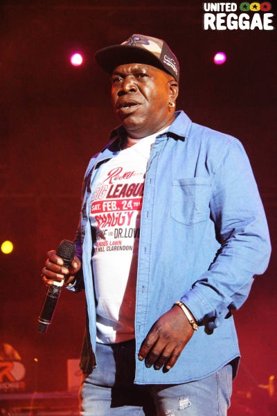 Barrington Levy © Steve James