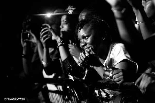 Crowd © Franck Blanquin