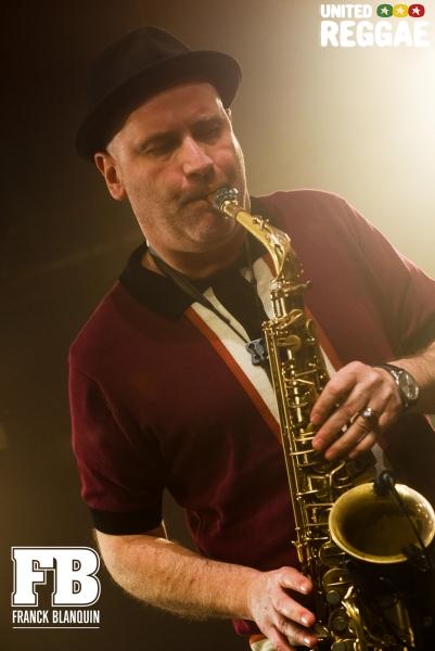Stepper, The Homegrown Band © Franck Blanquin