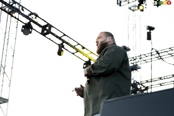Action Bronson © Chris Yates