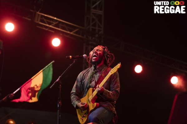 Ziggy Marley © Chris Yates