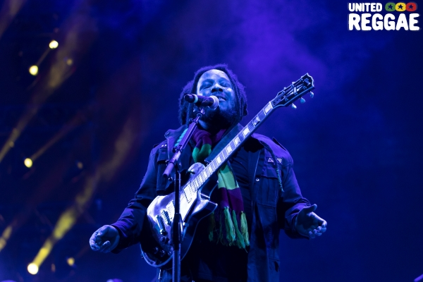 Stephen Marley © Chris Yates
