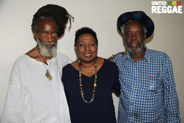 Chinna Smith, Minister Grange & Leggo © Steve James