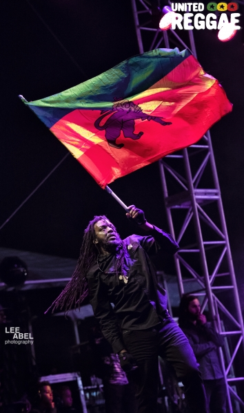 Flagman Judah © Lee Abel