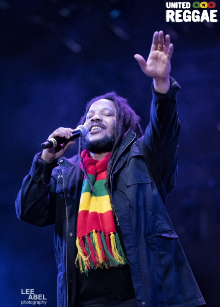 Stephen Marley © Lee Abel
