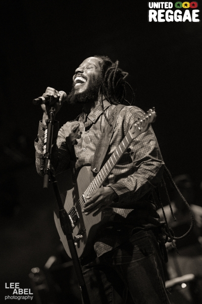 Ziggy Marley © Lee Abel