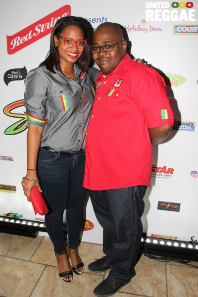 Reggae Sumfest 2018 Launch © Steve James