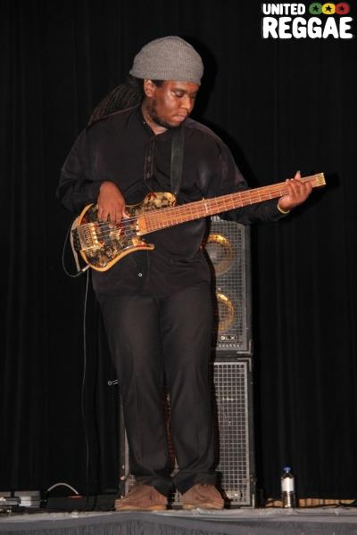 Jazz, Soul & Reggae at Half Moon © Steve James