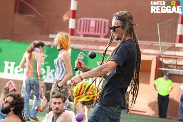 Feeling Festival crowd © Veronique Skelsey