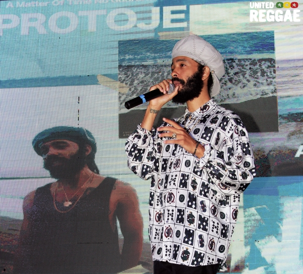 Protoje, A Matter of Time album launch © Steve James