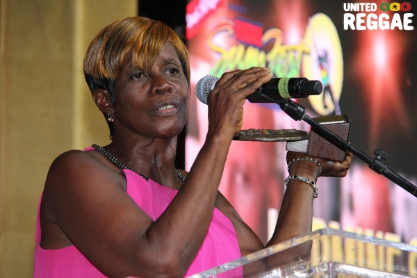 Reggae Sumfest 2018 - Inspire Awards © Steve James