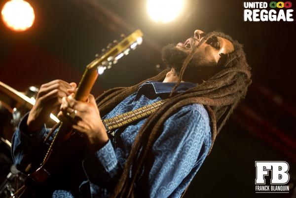 Julian Marley © Franck Blanquin