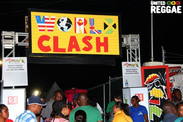 Reggae Sumfest 2018 - World Clash © Steve James
