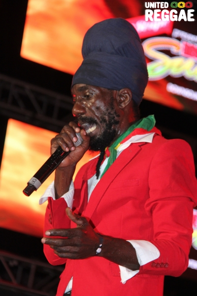 Reggae Sumfest 2018 - Dancehall Night, Sizzla © Steve James