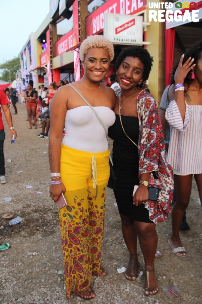 Reggae Sumfest 2018 - Dancehall Night © Steve James