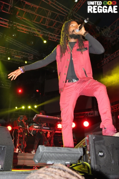 Reggae Sumfest 2018 - Reggae Night, Kabaka Pyramid © Steve James