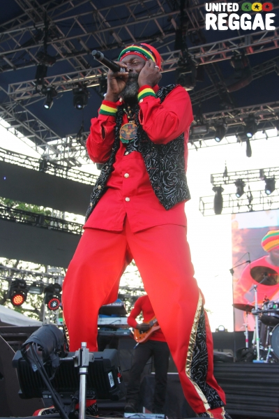 Reggae Sumfest 2018 - Reggae Night, Capleton © Steve James