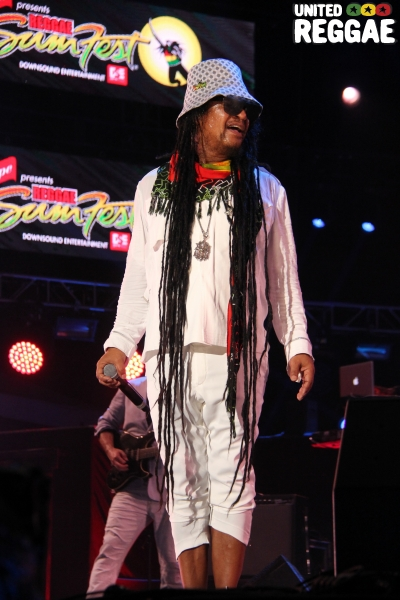 Reggae Sumfest 2018 - Reggae Night, Maxi Priest © Steve James