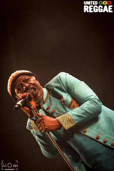 Alpha Blondy © Fredo Mat