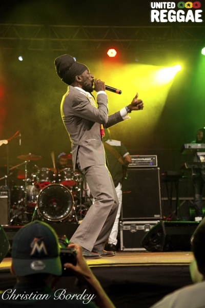 Sizzla © Christian Bordey