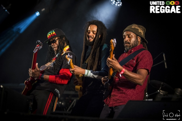 The Wailers © Fredo Mat