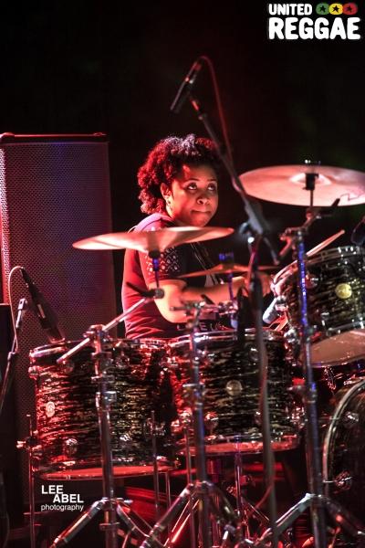 Cham drummer © Lee Abel