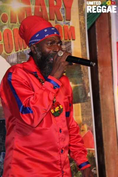 A St. Mary Mi Come From Launch, Capleton © Steve James