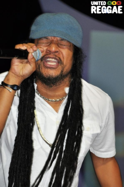 Maxi Priest © Gail Zucker