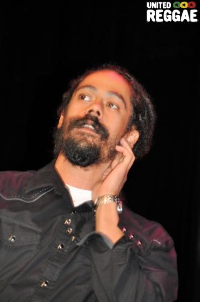 Damian Marley © Gail Zucker