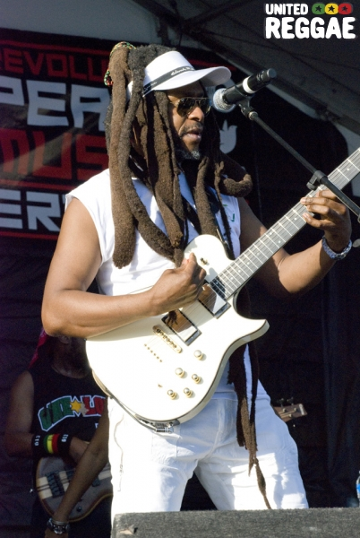 David Hinds / Steel Pulse © Jan Salzman