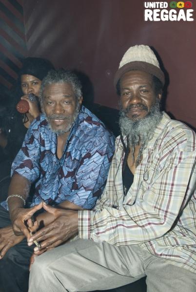 Horace Andy and Rootsman © Jan Salzman