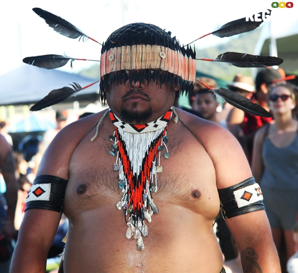 Pomo Native Americans  © Sista Irie