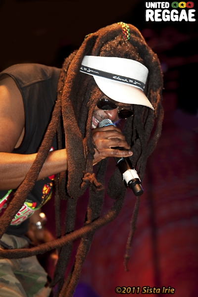 David Hinds / Steel Pulse © Sista Irie