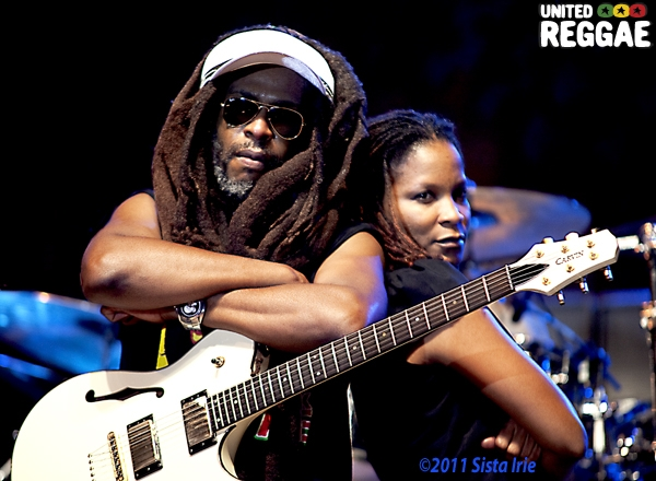 Steel Pulse © Sista Irie