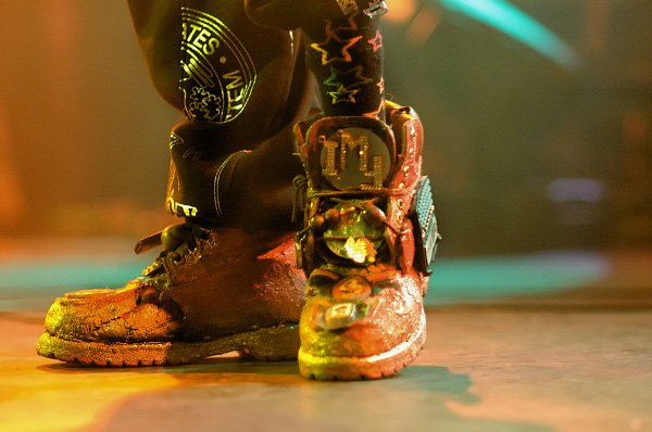 Lee Perry shoes © Michael Grein